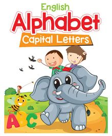 Alphabet Capital Letters - English