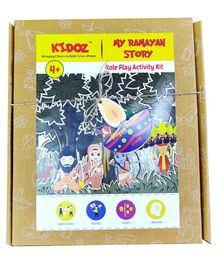 Kidoz My Ramayan Story For Diwali - Multicolor