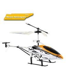 NHR HX-708 Two Channel Radio Remote Control Helicopter - Yellow