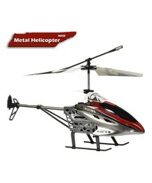 NHR HX-708 Two Channel Radio Remote Control Helicopter - Red