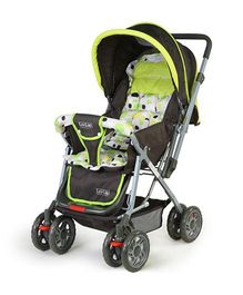 Luv Lap - Sunshine Baby Stroller 1003 A - Light Green