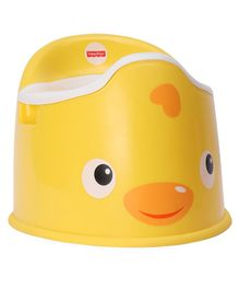 Fisher Price Potty Seat Duck design - Yellow