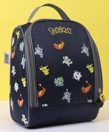Pokemon Utility Travel Bag -Black