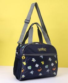 Pokemon Shoulder Bag - Navy Blue
