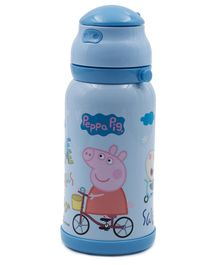 Youp Peppa Pig Insulated Stainless Steel Water Bottle Blue PP509 - 500 ml
