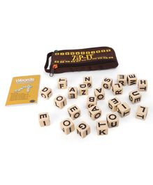 Imagician Playthings Bananagrams - Black