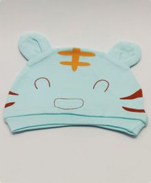 Kid-O-World Kitten Design Cap - Blue