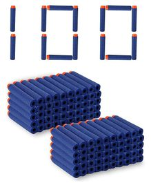 Syga Foam Bullets For Guns Pack of 100 - Blue