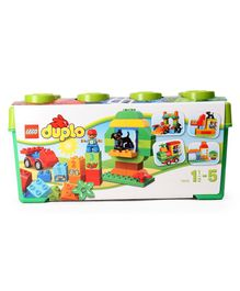 Lego Duplo All-in-One Box of Fun Multicolour - 65 Pieces