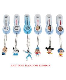 Passion Petals Balloon Nail Clipper Sky Blue(Any 1 Random Design)