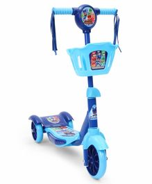 PJ Mask 3 Wheel Scooter with Flashing Light - Blue