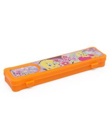 Tweety Pencil Box - Orange