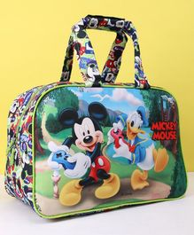 Disney Mickey Mouse And Friends Multipurpose Duffel Bag Multicolor - 12 inch