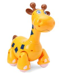 Mitashi Skykidz Jungle Rumble Giraffe - Yellow