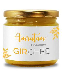 Amrutam India Gir Ghee - 250 gm