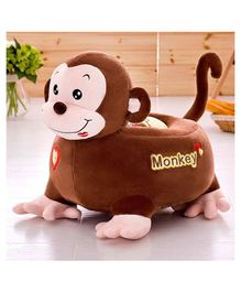 Skylofts Monkey Shaped Sofa Seat - Brown