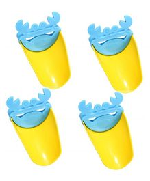 Syga Tap Extender Set of 4 - Blue Yellow