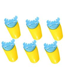 Syga Tap Extender Set of 6 - Blue Yellow