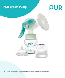 Pur Breast Pump - 150 ml