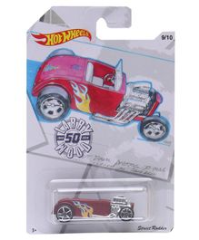 Hot Wheels Street Rodder - Red