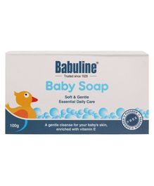 Babuline Baby Soap Pack of 6 - 100 g