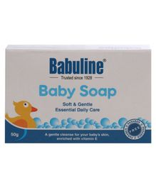 Babuline Baby Soap Pack of 10 - 50 g