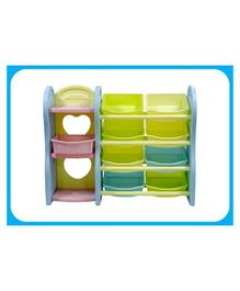 Playgro Indoor Shelf For Kids - Multicolor (Color May Vary)