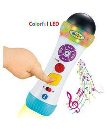 Baybee Infunbebe Musical Microphone - Multicolor