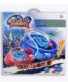 Infinity Nado Stunt Spinning Toy Set - Multicolor