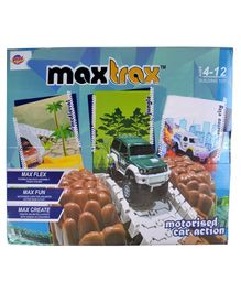 Maxtrax Medieval Town Construction Set Multicolor - 240  Pieces