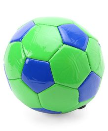 Football - Green and Blue