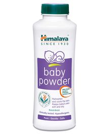 Himalaya Herbal Baby Powder - 200 gm