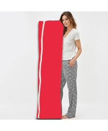 Get It Pregnancy Pillow Long - Red