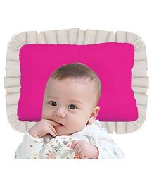 Get It Memory Foam Head Shaping Pillow - Pink