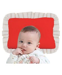 Get It Memory Foam Head Shaping Pillow - Red