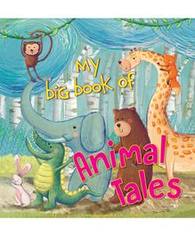 My Big Book of Animal Tales - English