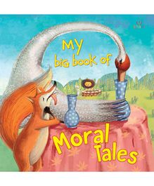 My Big Book of Moral Tales - English