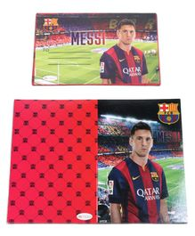 Karmallys Messi Invitation & Envelopes Pack Of 21 - Pink