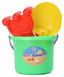 Ratnas Sun and Sand Beach Set - 6 Pieces (Color May Vary)