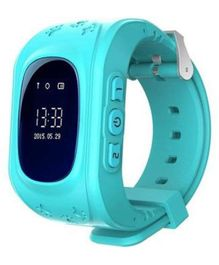 SeTracker Smart Watch Child Tracker - Blue