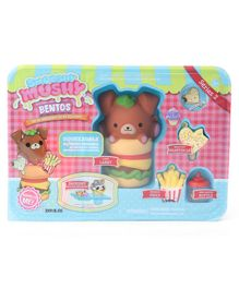 Smooshy Mushy Bento Box Collectables - Sky Blue