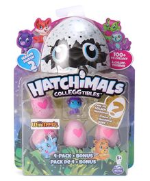 Hatchimals Collectables Monkey Pack of 4 - Multicolour