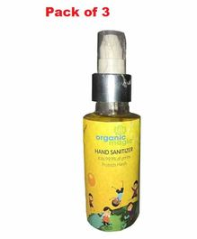Organic Magic Hand Sanitizer Lemon - 100ml