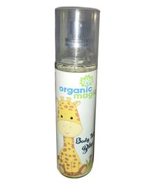 Organic Magic Body Mist Blue - 135 ml