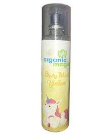Organic Magic Body Mist Yellow - 135 ml