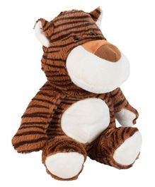 Ultra Tiger Soft Toy Brown - Height 22.8 cm