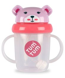 Tum Tum Tippy Up Bear Cup Blue - 200 ml