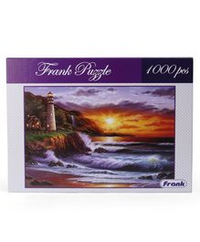 Frank The Lighthouse Puzzle -1000 Pieces