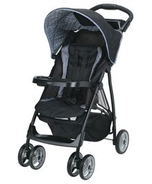 Graco LiteRider LX Lightweight Stroller Hatton - Black