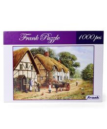 Frank Country Side Jigsaw Puzzle -1000 Pieces